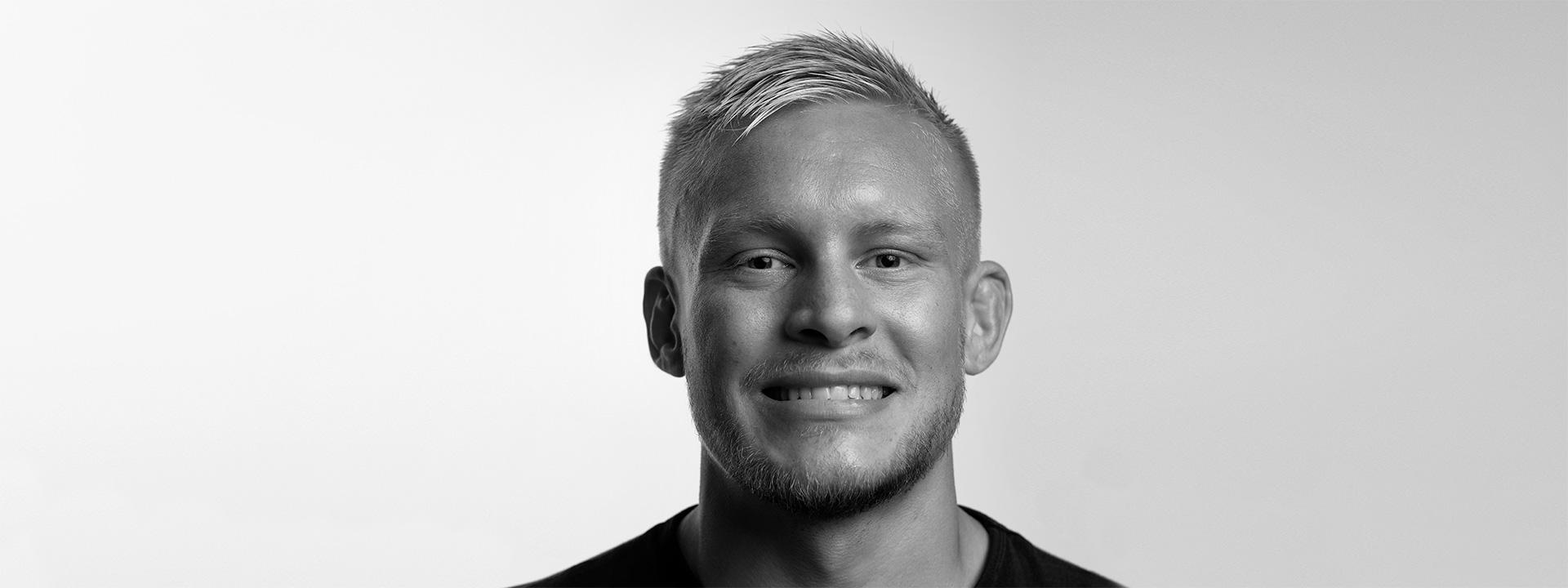 Simon Rosenholm, ägare av Move Wellness